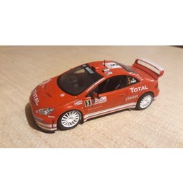 Peugeot PEUGEOT 307 WRC #5 RALLY MONTE-CARLO 2004(M.Grönholm-T.Rautainen)