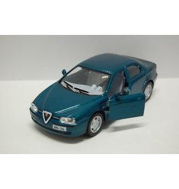 Alfa Romeo ALFA ROMEO 156(blue or Silver or grey metallic)