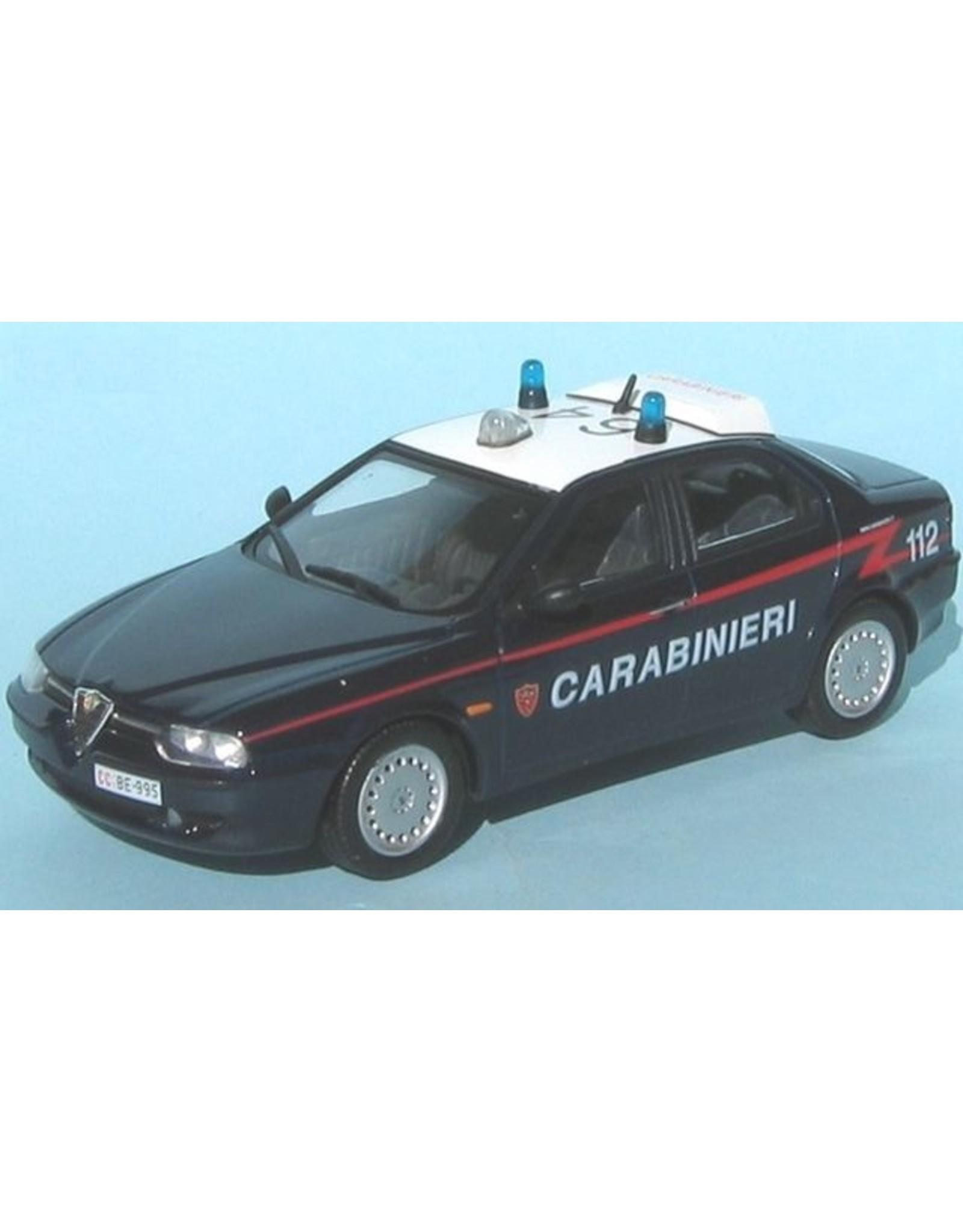 Alfa Romeo ALFA ROMEO 156(1999)CARABINIERI