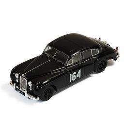 Jaguar JAGUAR MKVII #164(R.Adana-F.Biggar)WINNER RALLY MONTE-CARLO 1956