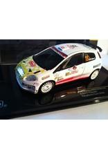 Fiat FIAT GRANDE PUNTO S2000 #15(O.Burri-F.Gordon)MONTE-CARLO RALLY 2009