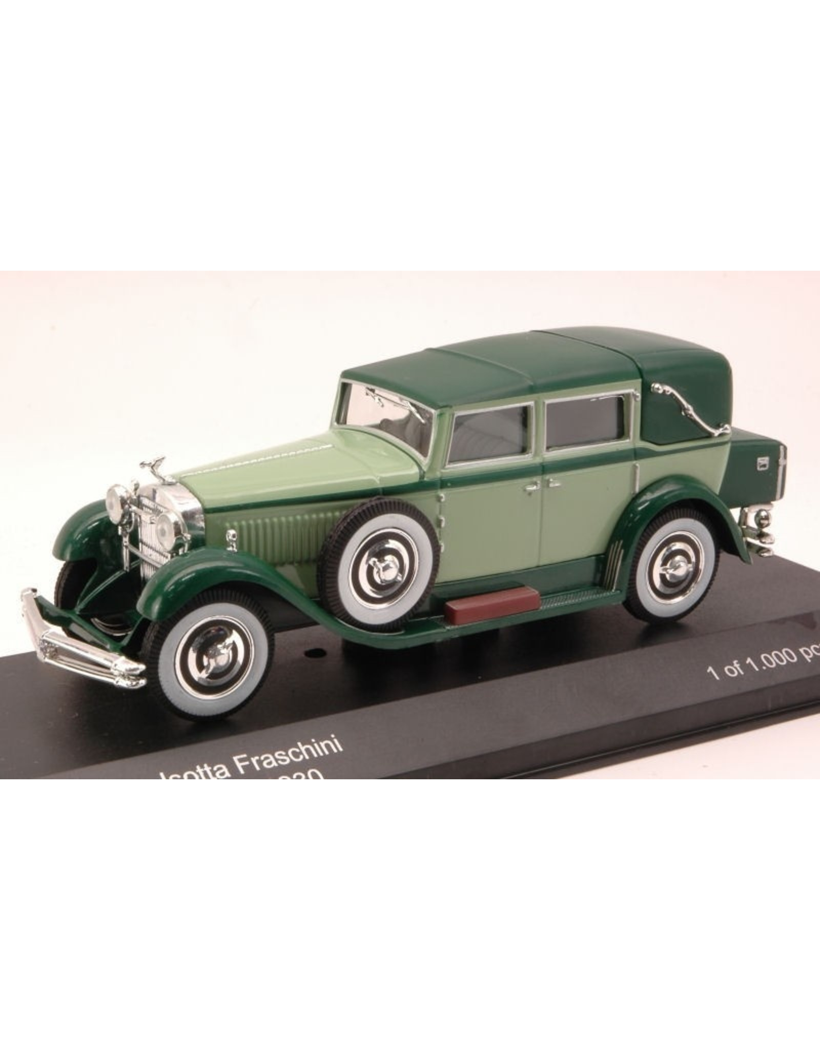 Isotto Franchini & Co ISOTTO FRANCHINI TIPO 8(clear green/dark green)1930