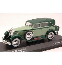ISOTTA FRASCHINI ISOTTA FRASCHINI TIPO 8(clear green/dark green)1930