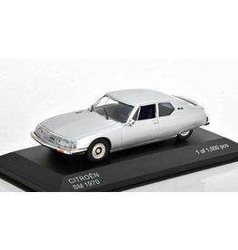 Citroën by Maserati CITROËN SM 1970(silver)