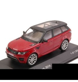 Land Rover RANGE ROVER SPORT(red metallic/black)