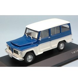 Willys Jeep WILLYS RURAL(blue/white)1968