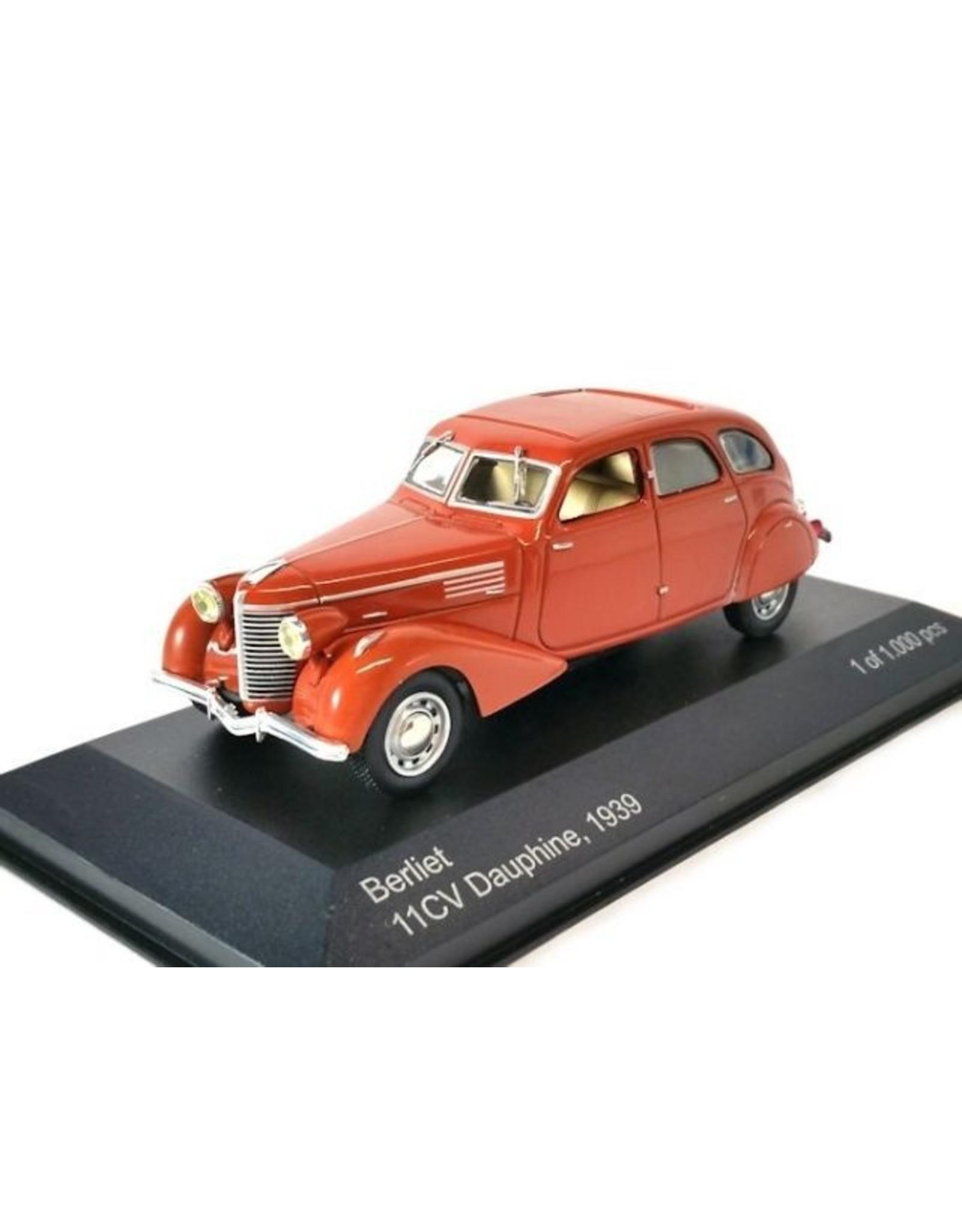 Berliet BERLIET 11CV DAUPHINE-1939
