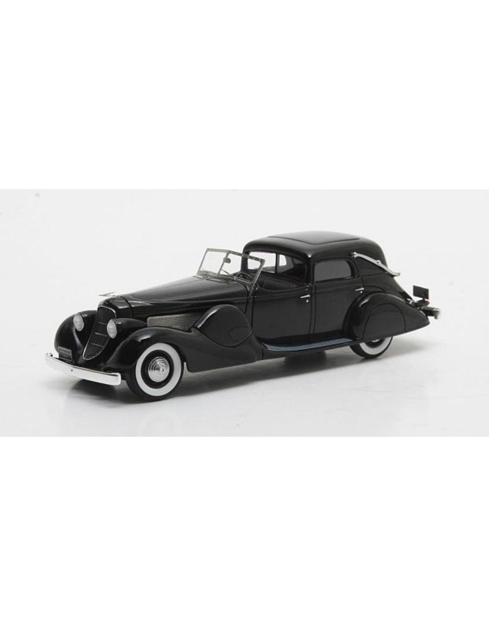 Duesenberg by Bohman & Schwartz DUESENBERG SJ533-2582 TOWN CAR LWB BOHMAN & SCHWARTZ-1935(black)