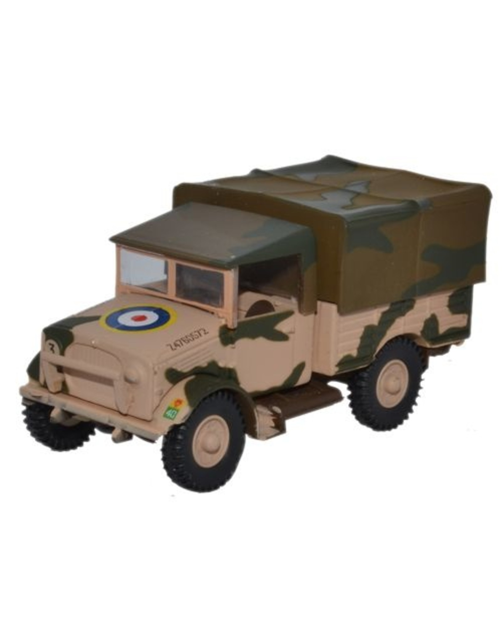 Bedford BEDFORD MWD 10th Armoured Division-41 RTR-Tunesia