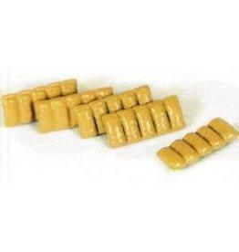 Accessories SMALL SACKS(5x5)sand yellow