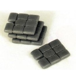 Accessories SMALL SACKS(4x8)grey