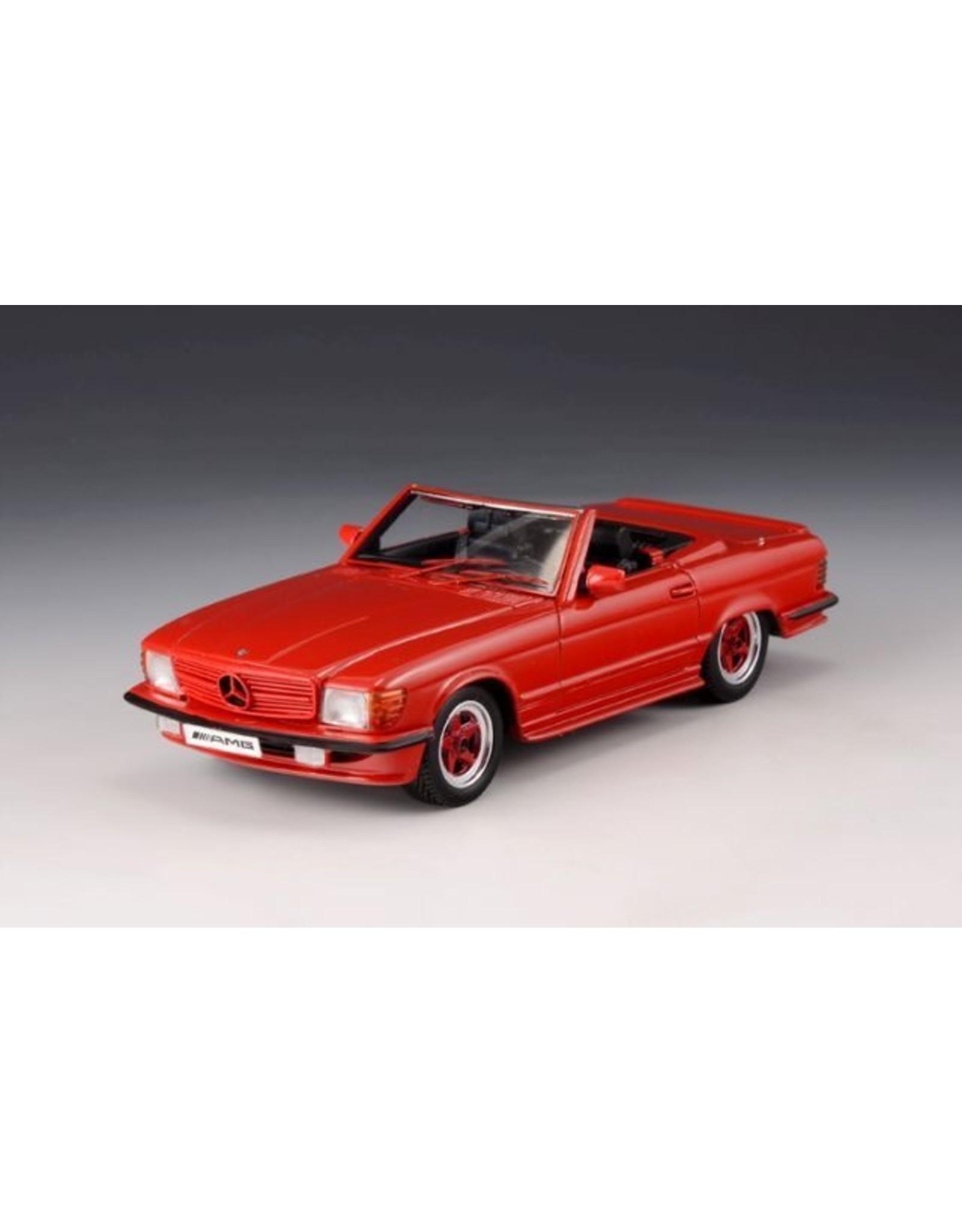 Mercedes-Benz by AMG AMG 500SL R107 MERCEDES-BENZ-1983(red)
