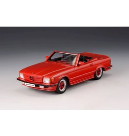 Mercedes-Benz by AMG AMG 500SL R107 MERCEDES-BENZ-1983(red)