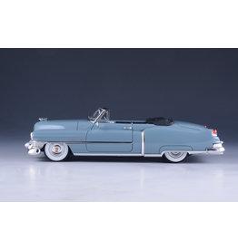 Cadillac(General Motors) CADILLAC SERIES 62 CONVERTIBLE-1951(Corinth blue)open top,