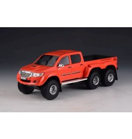 Toyota by Arctic TOYOTA HILUX AT44 6x6 ARCTIC TRUCK-2014(orange-red)