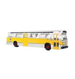 General Motors GM TDH-5301 TRANSIT BUS:BOSTON