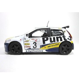 Fiat FIAT PUNTO SUPER 1600 #3-2002(S.Vallejo)
