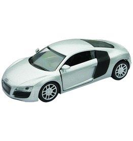 Audi AUDI R8(silver metallic)