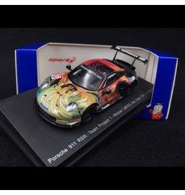 Porsche PORSCHE 911 RSR #56-TEAM PROJECT 1(winner LMGTE  Am Class 24H.Le Mans 2019)