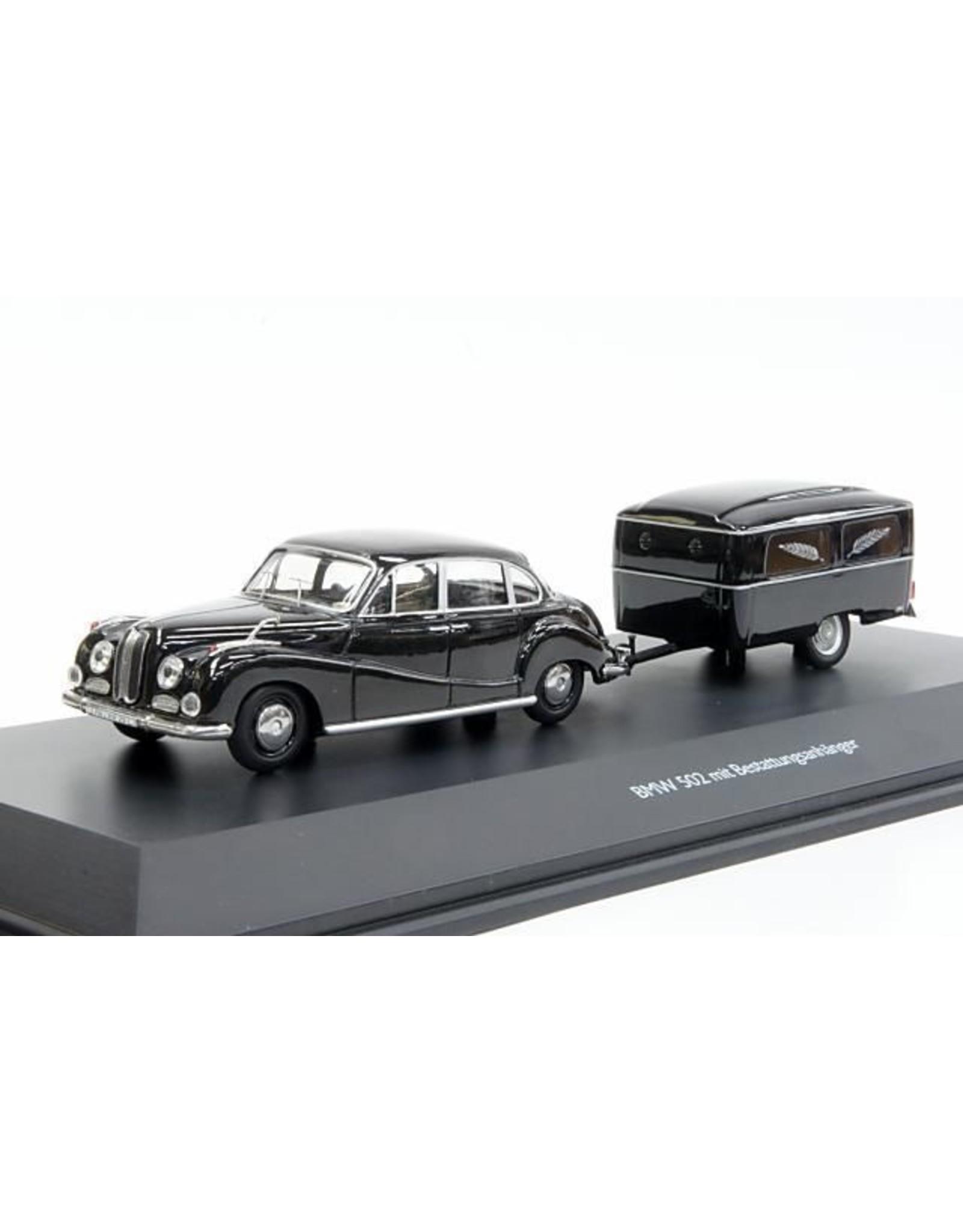BMW BMW 502 MIT BESTATTUNGSANHÄNGER(black)