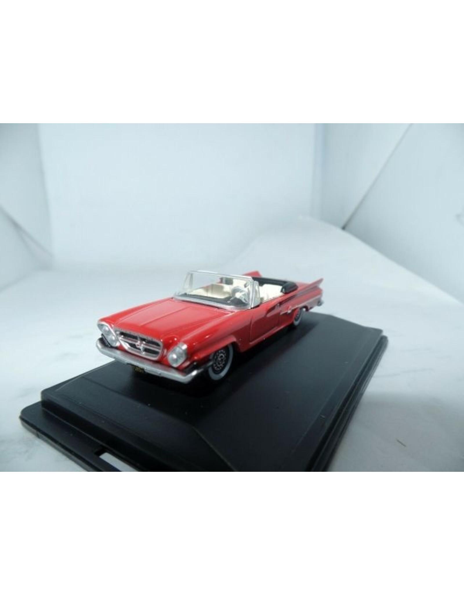 Chrysler CHRYSLER 300 CONVERTIBLE(red)