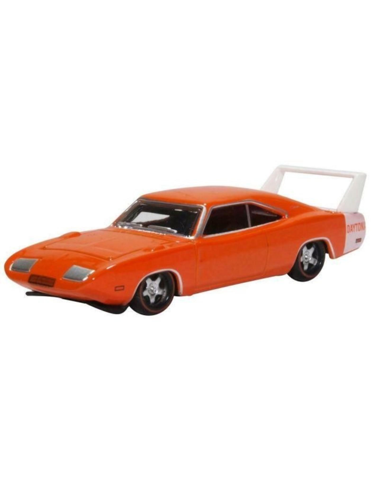 Dodge(Chrysler) DODGE CHARGER DAYTONA-1969(orange/white)