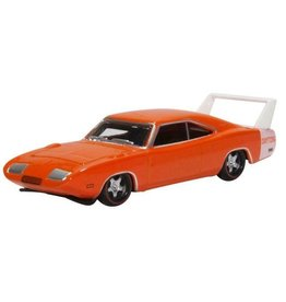 Dodge(Chrysler) DODGE CHARGER DAYTONA-1969(orange/white)