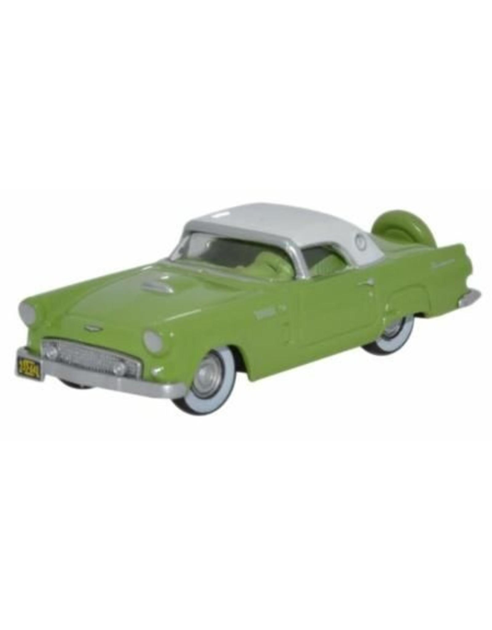Ford USA FORD THUNDERBIRD 1956(sage green/corral white)