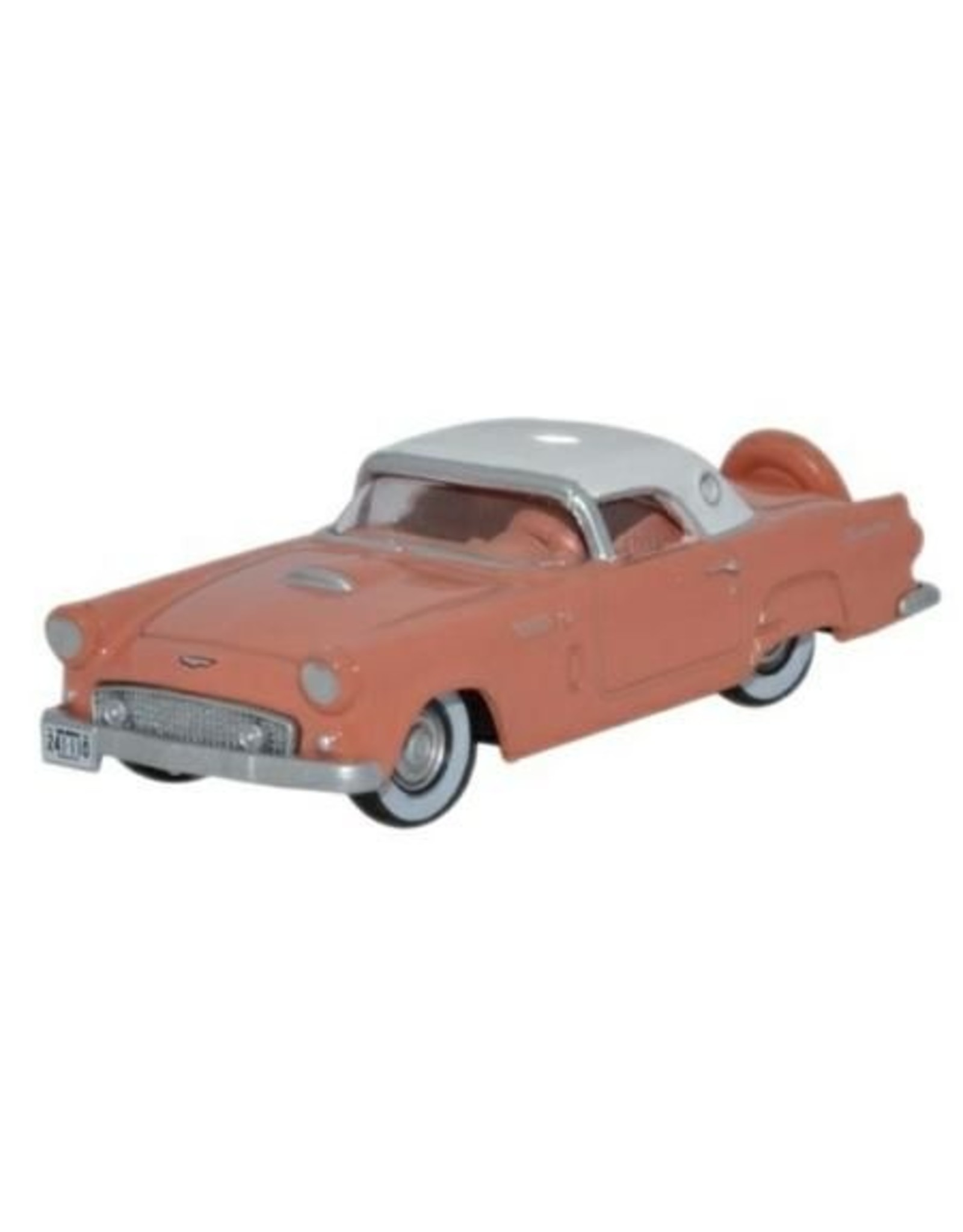 Ford USA FORD THUNDERBIRD-1956(sunset coral/coral white)