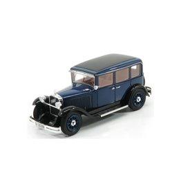 Mercedes-Benz MERCEDES-BENZ 260 TYP 10-50 STUTTGART 1929(blue/black).