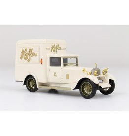 Rolls Royce by Park Ward ROLLS ROYCE TWENTY PARK WARD DELIVERY VAN-1928