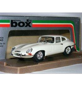 Jaguar JAGUAR E-TYPE COUPE RHD-1961(white)