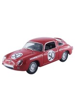 FIAT BY ABARTH FIAT ABARTH 850S #50-LE MANS 1960