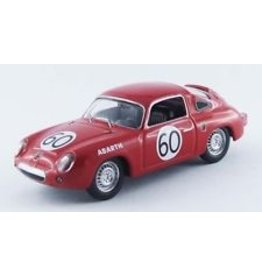 FIAT BY ABARTH FIAT ABARTH 700S #60-LE MANS 1960