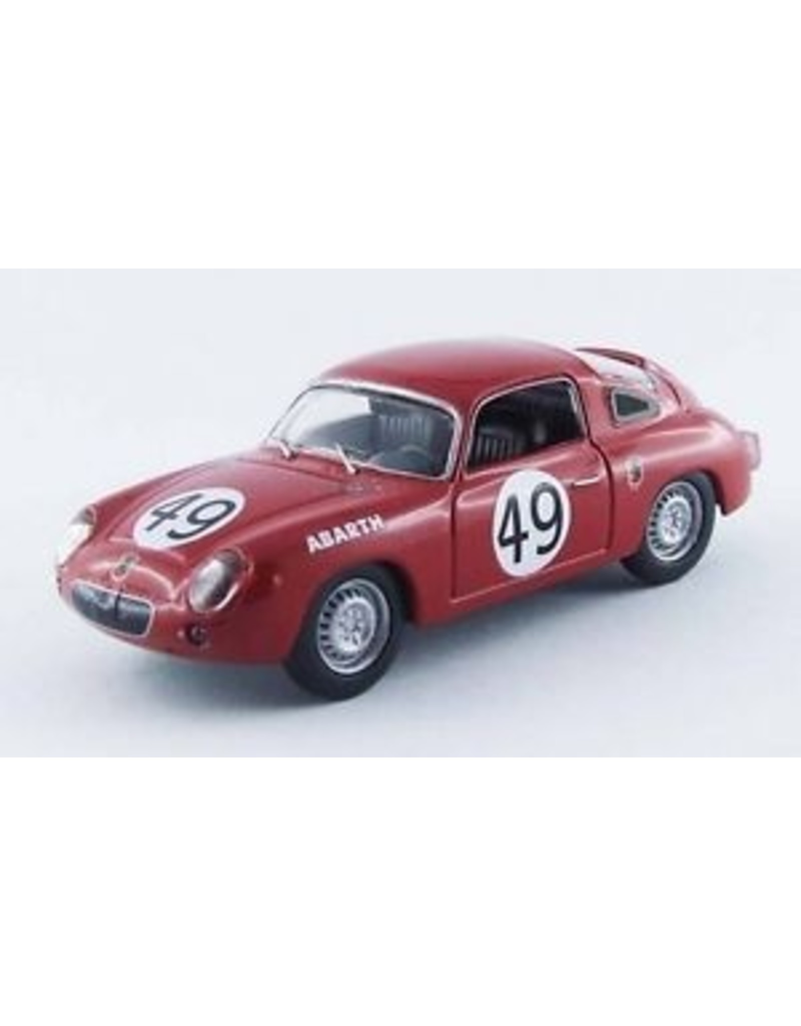 FIAT BY ABARTH FIAT ABARTH 850 S #49 LE MANS 1960
