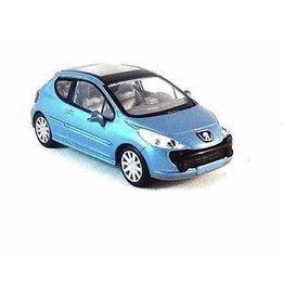 Peugeot PEUGEOT 207(blue metallic)