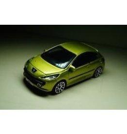 Peugeot PEUGEOT 207(green metallic)