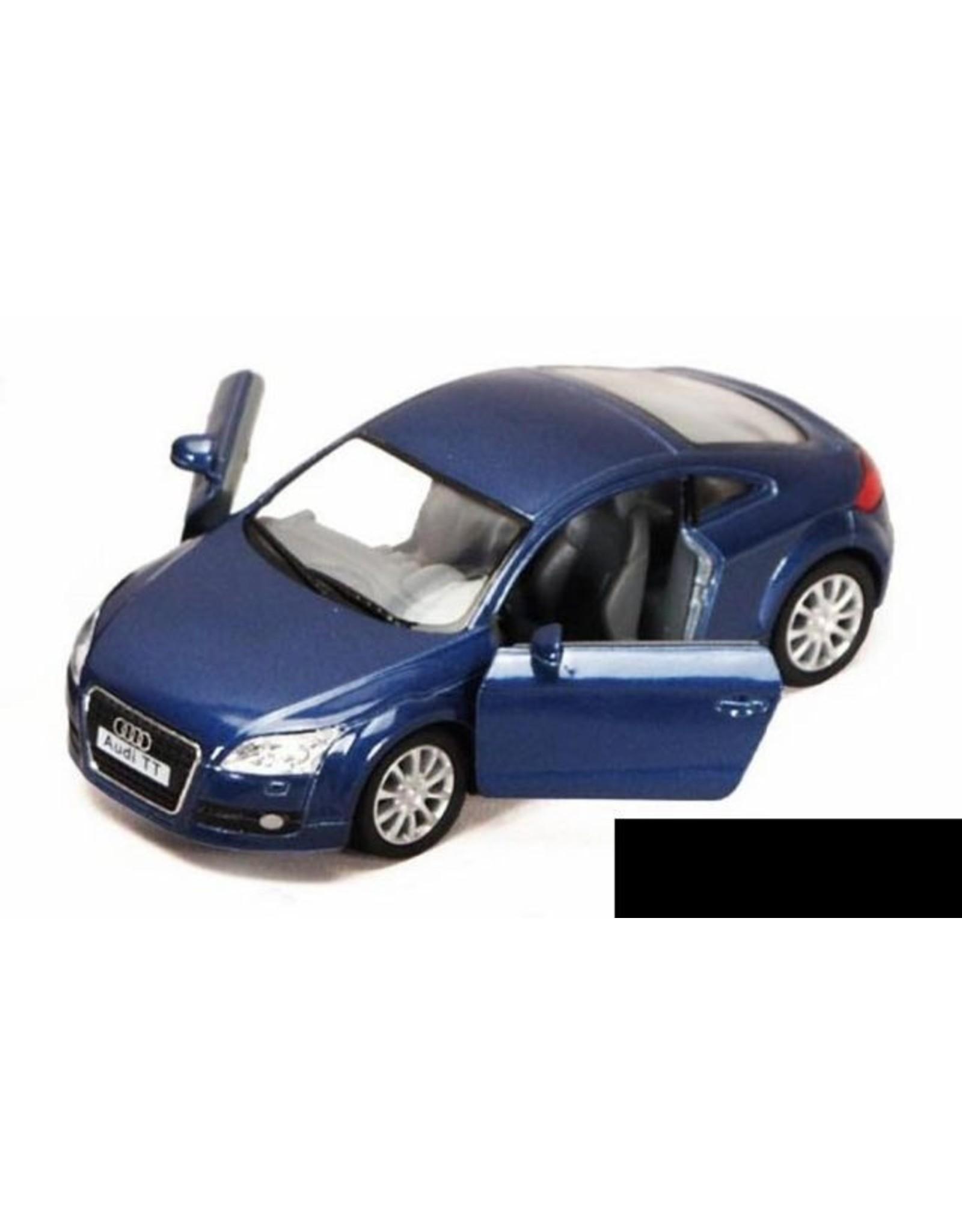 Audi AUDI TT COUPE(2008)blue.
