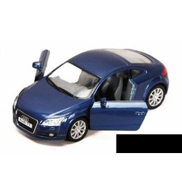 Audi AUDI TT COUPE(2008)blue.