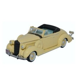 Buick BUICK SPECIAL CONVERTIBLE COUPE-1936(Francis cream).