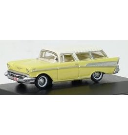 Chevrolet CHEVROLET NOMAD 1957(colonial cream/India ivory)