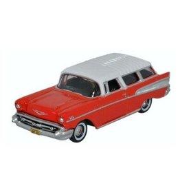 Chevrolet CHEVROLET NOMAD-1967(Rio red/Arctic white)
