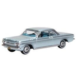 Chevrolet CHEVROLET CORVAIR COUPE-1963(satin silver)