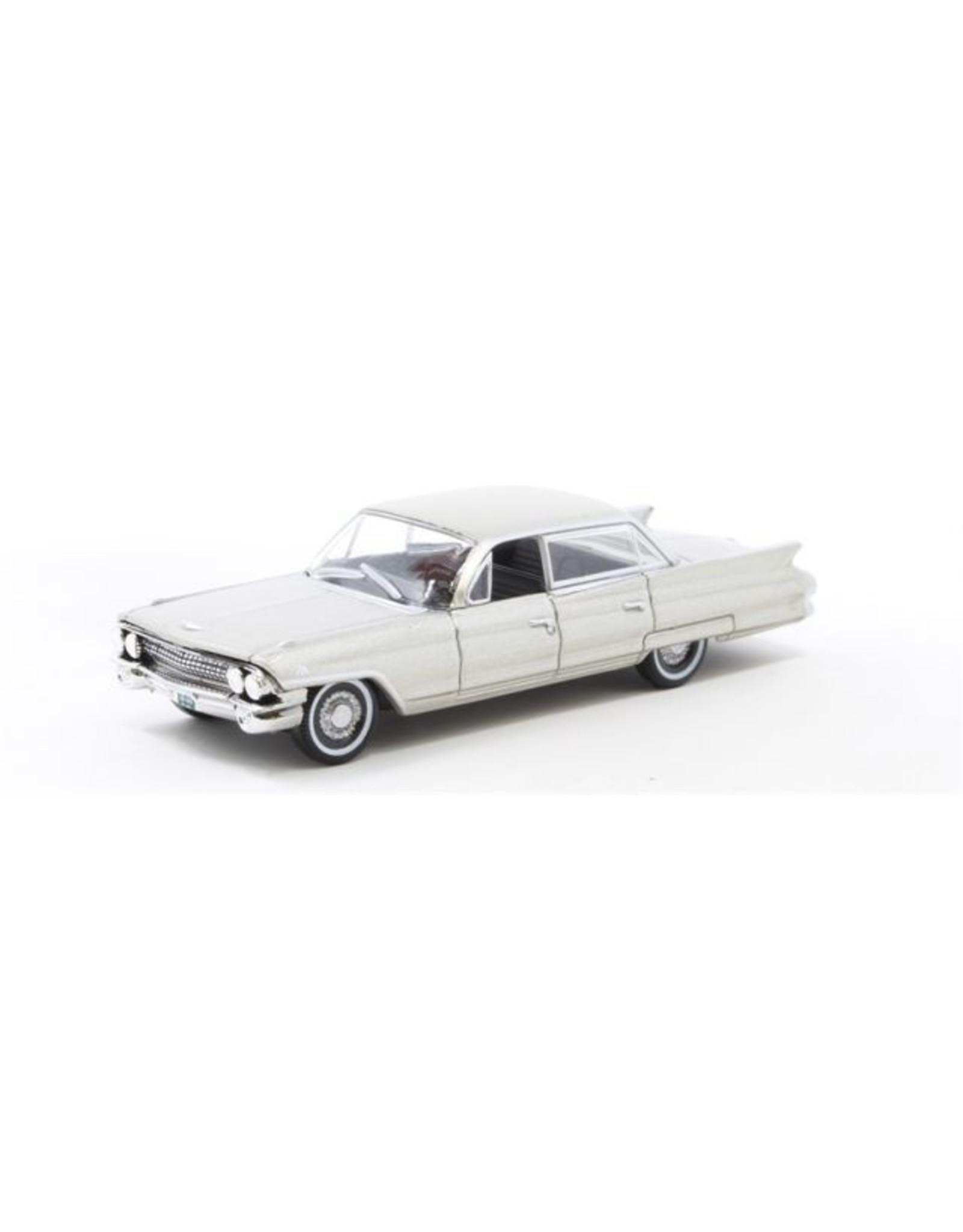 Cadillac(General Motors) CADILLAC SEDAN DEVILLE 1961(Aspen gold metallic)