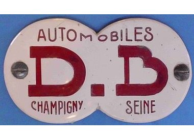 Deutch-Bonnet(Panhard moteur)
