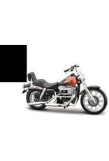 Harley Davidson HARLEY DAVIDSON FXWG 'WIDE GLIDE' 1980(black-red)