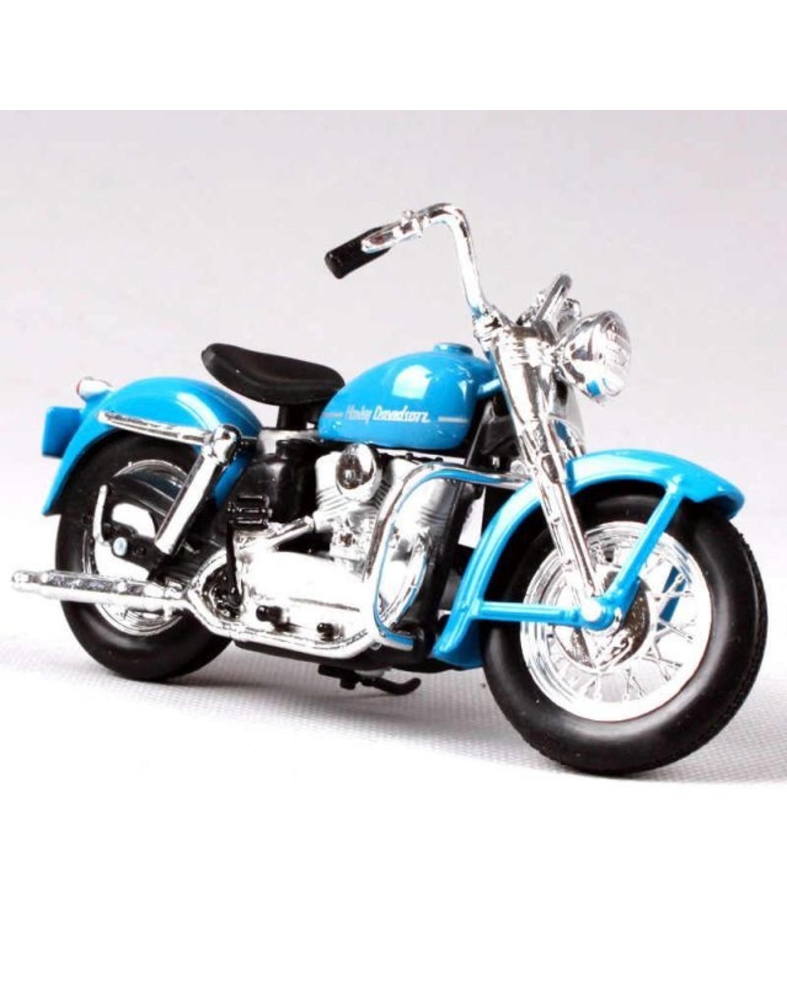 Harley Davidson HARLEY DAVIDSON K MODEL 1952(blue)