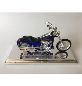 Harley Davidson HARLEY DAVIDSON FXSTDSE CVO 2004(blue/black)