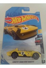 Chevrolet Corvette Grand sport Roadster #2(track stars)Matchbox