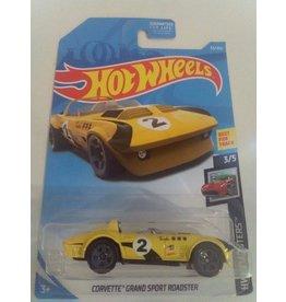 Chevrolet Corvette Grand sport Roadster #2(track stars)Matchbox